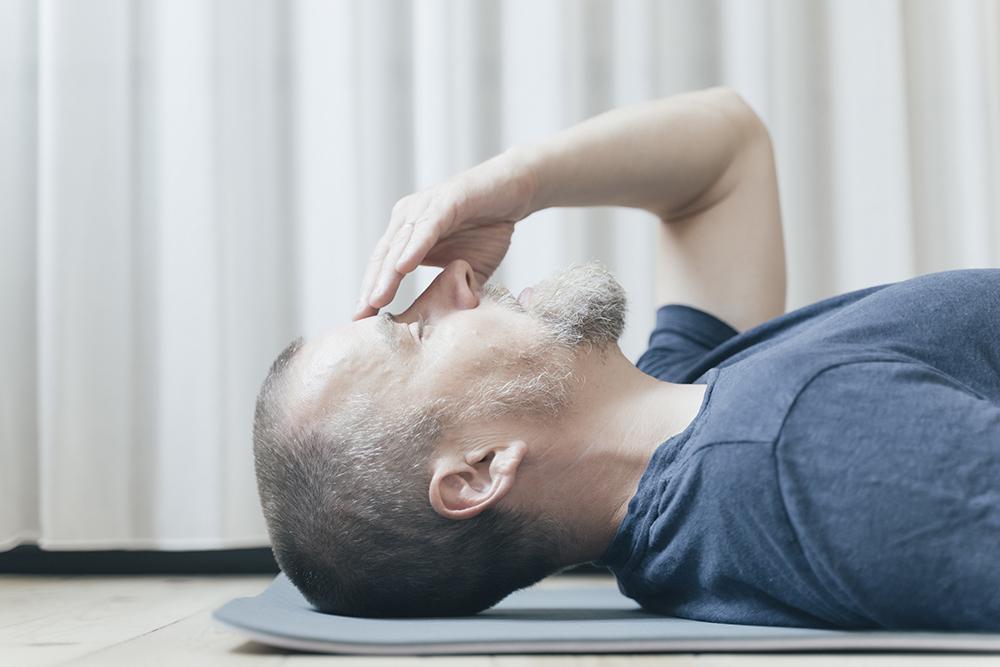 Åndedrætstræning